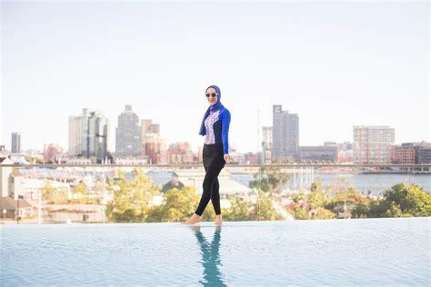 day   lalzmodest hijab friendly swimwear modest swimwear sleeve bathing suit swimwear