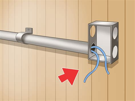 How Install Electrical Conduits Steps With Pictures