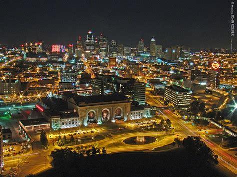 Kansas City at Night (8.46 pm), 3 Sept 2010 | View of ...