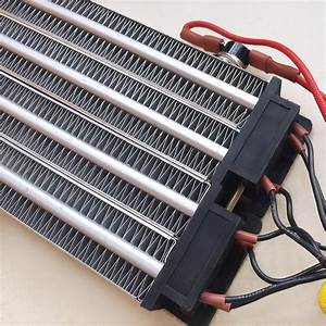 High Quality Insulated Ptc Ceramic Air Heater Heating