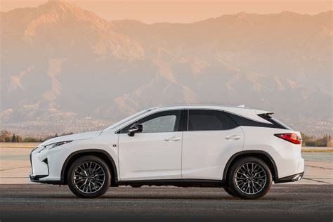 Lexus Rx Wallpapers by Lexus Rx 350 2016 Wallpapers Hd Free