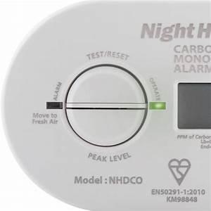 Kidde Carbon Monoxide Alarm Manual 5co