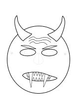 So viel spaß kindermasken zum ausdrucken kostenlos: Masken Basteln - Maskenvorlagen PDF drucken