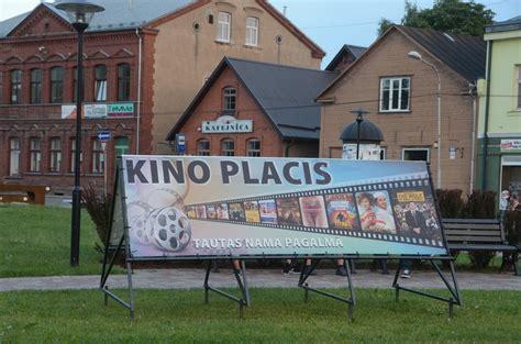 Kino Plača atklāšana(FOTO)