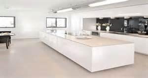 Deco Cuisine Blanche Design by Cuisine Blanche Avec 238 Lot Central Design