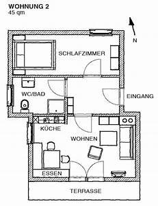 Quadratmeter Wohnung Berechnen : ferienwohnung 2 ferienwohnung gaestehaus ~ Watch28wear.com Haus und Dekorationen