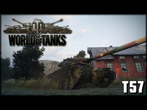 world of tanks live t57 tier x autoloader