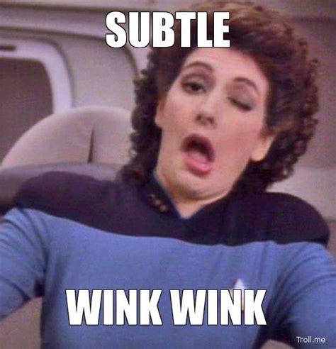 Wink Meme - subtle memes image memes at relatably com