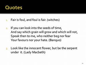 Shakespeare'... Macbeth Banquo Ambition Quotes