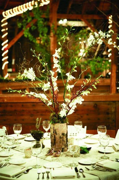 Enchanted Forest Centerpiece Wedding Pinterest