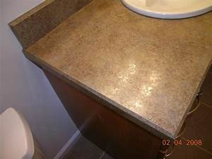 Custom Cabinet Countertop How To Bevel Formica Kitchen Countertops