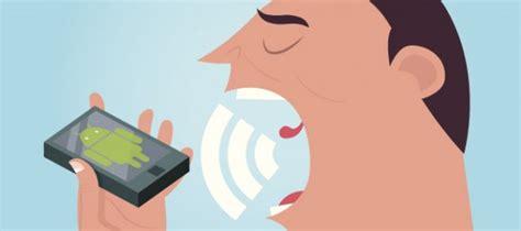 voice android novos comandos de voz em portugu 234 s no search