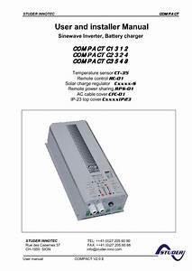 C3548 Compact Manuals
