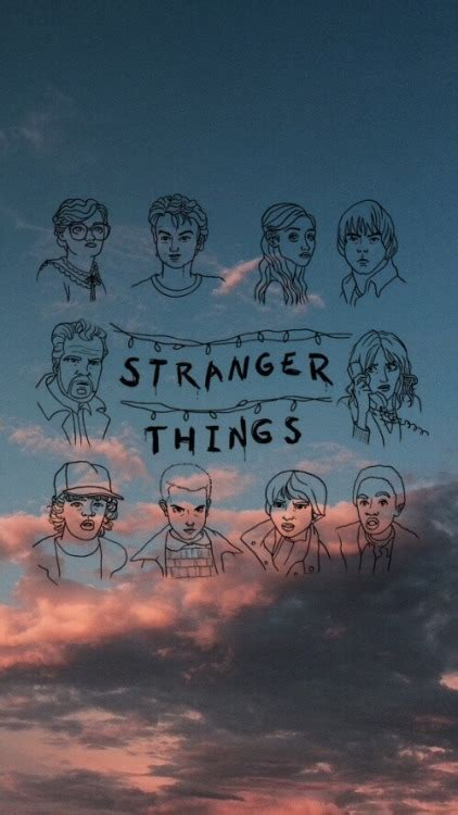 Stranger Things Wallpapers Tumblr