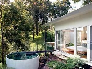 Mini Pool Terrasse : pool f r kleinen garten praktisch und platzsparend gestalten ~ Orissabook.com Haus und Dekorationen