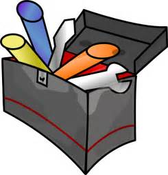 Cartoon Tool Box Clip Art