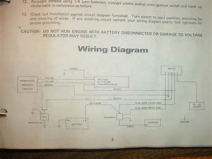 1971 Arctic Cat Wiring Diagram