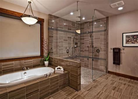 25 Luxury Walk-in Showers