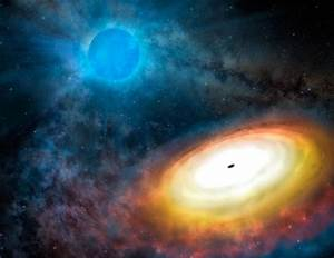 'P13' the most hungry black hole eating up nearby stars ...