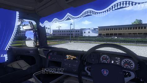 Scania Curtain