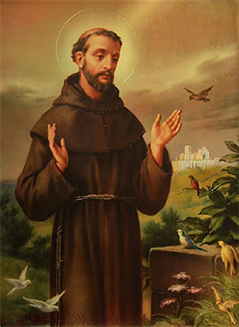 st francis of assisi october 4th traditional catholic priest
