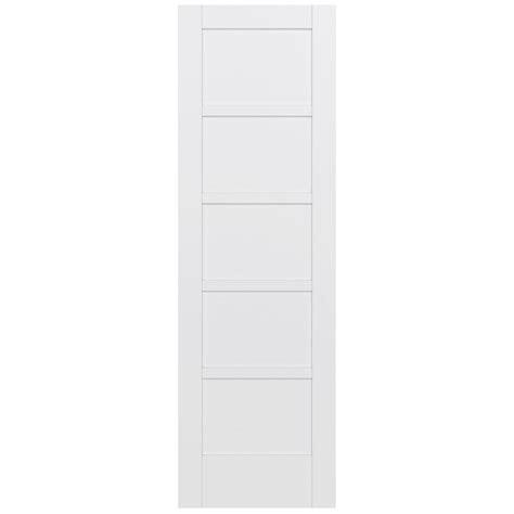 home depot jeld wen interior doors jeld wen 32 in x 96 in moda primed white 5 panel solid