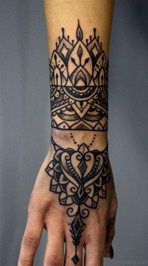 great  mandala tattoos  hand