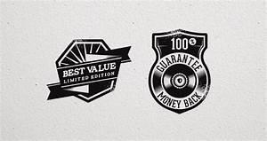 Promo Vector Retro Badges Vintage   Decorative Vectors ...