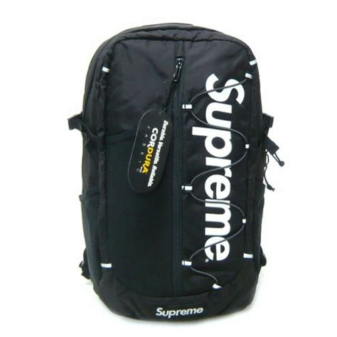 supreme backpack ss mens fashion  carousell