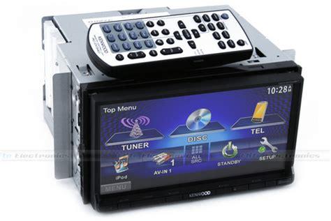 Kenwood Ddxbt Bluetooth Dvd Monitor