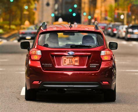 2012 Subaru Impreza Sedan And Hatchback