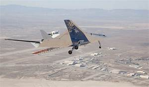 X-48 Blended Wing Body research aircraft makes 100th test ...