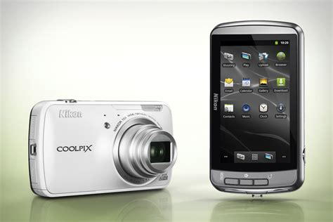 camcorder for android nikon coolpix s800c android uncrate