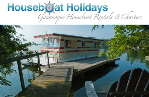Houseboat Holidays by Houseboat Holidays Rentals In 1000 Islands Gananoque