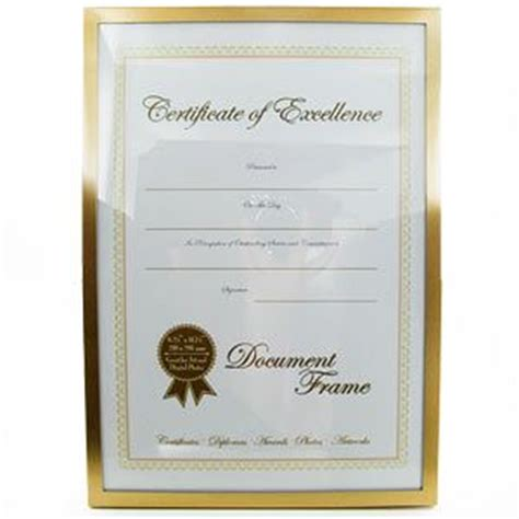 images  certificate framing ideas