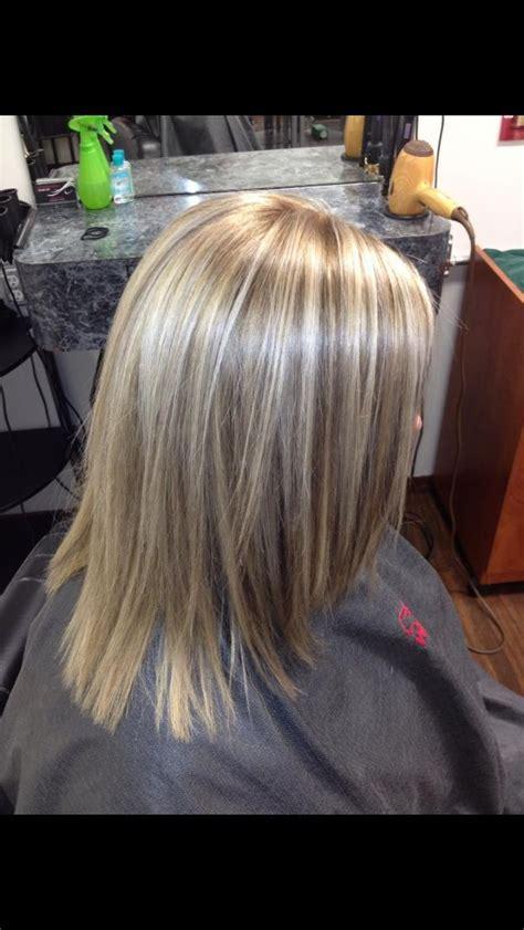 blonde  lowlights hair pinterest summer good