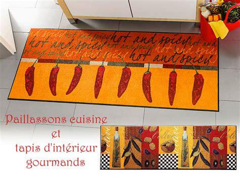 tapis pour cuisine original paillasson déco et tapis d 39 intérieur l 39 de décorer au