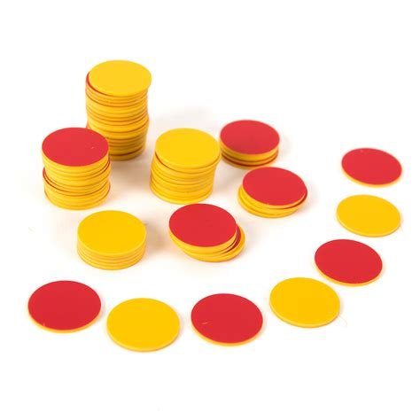 And Counters by Buy Two Colour Sided Counters 200pk Tts