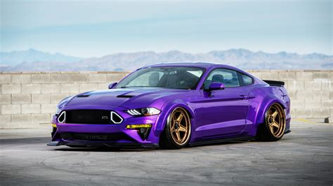 wallpaper ford mustang ecoboost   automotive