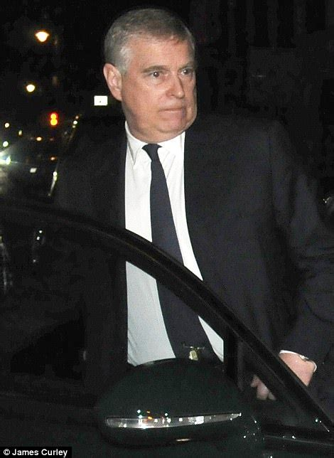 Fergie and Prince Andrew mix it with celebs at steakhouse ...