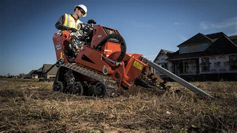 ditch witch cx walk  trencher ditch witch west equipment