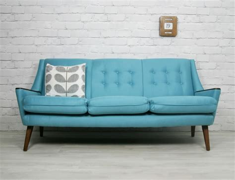 canape retro retro vintage mid century style sofa daybed eames