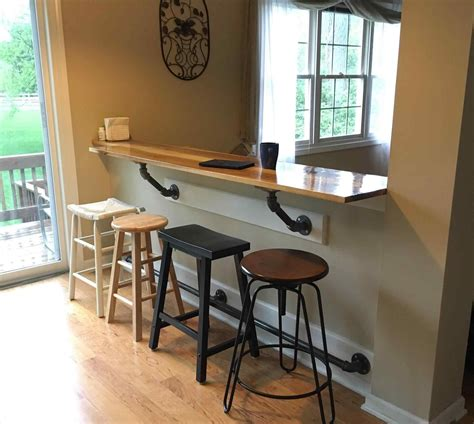 Wall Breakfast Bar Deductourcom