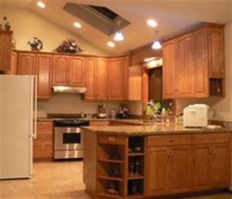 kitchen lighting solutions 1000 images about kitchen sloped ceiling solutions on 2211
