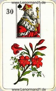Lilie Symbolische Bedeutung : lenormand bedeutung die lilie online deutung von dem antiken dondorf lenormand ~ Frokenaadalensverden.com Haus und Dekorationen