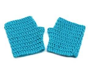 fingerless gloves crochet easy crochet fingerless gloves allfreecrochet com