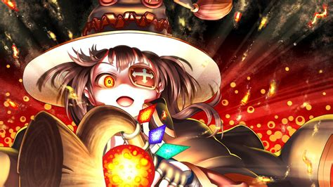 Wallpapers 4k Anime - megumin anime 4k wallpapers hd wallpapers id 17113