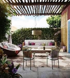 Decoration Terrasse En Bois : am nagement terrasse ext rieure id es d co ~ Melissatoandfro.com Idées de Décoration