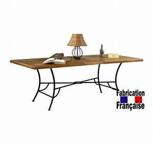 Table En Fer Forgé : 403 forbidden ~ Teatrodelosmanantiales.com Idées de Décoration