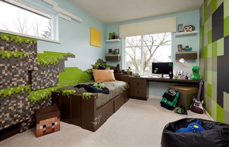 Minecraft Bedroom Pictures by Minecraft Bedroom Ideas For Boy Sams Bedroom Ideas